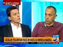 Mircea Badea si Catalin Tolontan