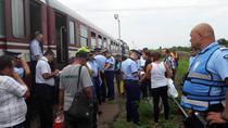 Sute de calatori fara bilet, decoperiti de un control CFR in trei trenuri