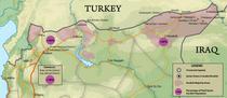 Granita Turciei cu Siria