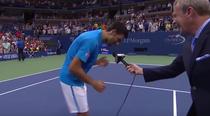 Novak Djokovic, one man show