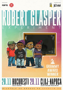 Afis Robert Glasper Experiment