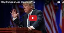Tehnici de manipulare folosite in anunturile electorale sunt imprumutate din arta cinematografica