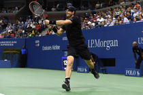 Andy Murray, pe Arthur Ashe din New York