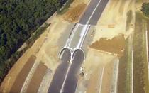Autostrada Lugoj - Deva, in constructie (august 2016)