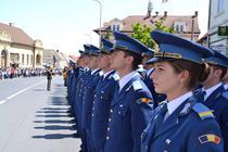 Studenti de la Academia Fortelor Aeriene Henri Coanda