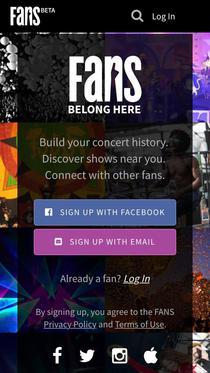 Fans.com, un site unde puteti discuta despre muzica