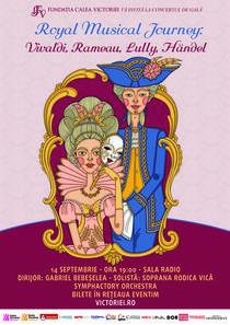 Afis Royal Musical Journey