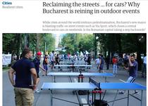 Articol The Guardian despre Firea si Via Sport
