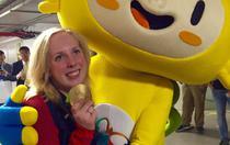 Virginia Thrasher a obtinut prima medalie de aur de la JO 2016