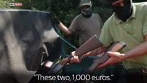 Presupusii traficanti de arme din Romania