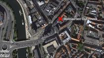 Barbat baricadat intr-un restaurant din Germania
