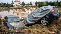 Inundatii in Macedonia