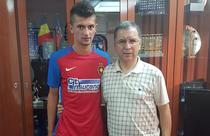 Florin Tanase a semnat cu Steaua