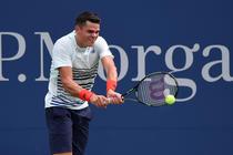 Milos Raonic, la US Open