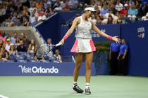 Garbine Muguruza, la US Open