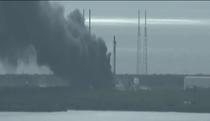 Explozia rachetei SpaceX