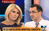 Vlad Voiculescu, la Antena 3