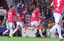 Deportivo Alaves a invins-o pe Barcelona cu 2-1