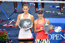 Karolina Pliskova si Angelique Kerber, finalistele de la US Open