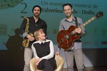 Ana-Cristina Leonte, Alexandru Arcus si Ciprian Pop