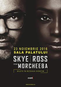 Poster Skye & Ross 2016