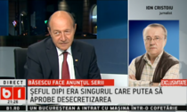 Traian Basescu la B1TV