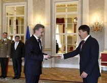 Noul ambasador al Romaniei in Ungaria