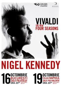 Concert Nigel Kennedy 2016