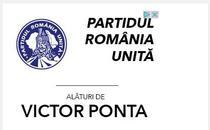 Reclama PRU Alaturi de Victor Ponta