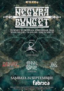 Lansare album Negura Bunget