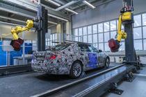 Noul BMW Seria 5 in uzina Dingolfing