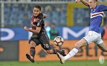 Carlos Bacca, inca un gol pentru AC Milan