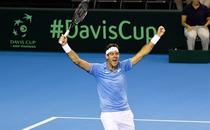 Juan Martin Del Potro, victorie cu Andy Murray