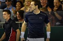 Andy Murray, ce lovitura!