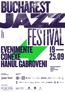 Bucharest Jazz Festival 2016- evenimente conexe