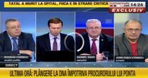 Dosarul Ponta-Blair-Ghita la Romania Tv
