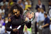 Serena Williams, la US Open