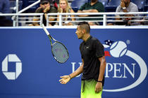 Nick Kyrgios, la US Open