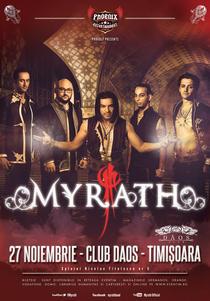 Myrath, concerte in Timisoara si Bucuresti