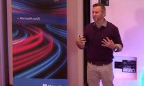 Joe Wilson de la Microsoft, vorbind la Digital Transformation Day