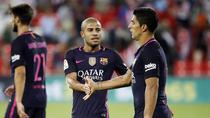 Barcelona, victorie cu Gijon