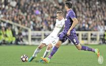 Remiza intre Fiorentina si AC Milan