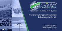 Romanian International Trade Summit_13 octombrie, Romexpo