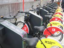 Bicicletele de la Universitate