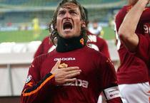 Francesco Totti, idolul Romei