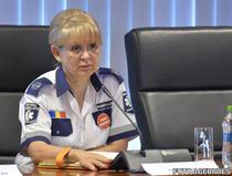 Alis Grasu, managerul Serviciului de Ambulanta Bucuresti Ilfov