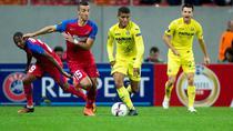 Steaua, remiza cu Villarreal