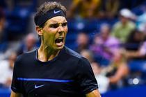 Rafael Nadal, la US Open