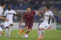 Franceso Totti, decisiv pentru italieni in meciul cu Astra