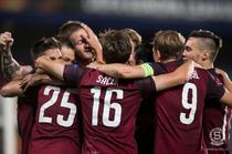 Sparta Praga, victorie cu Inter Milano